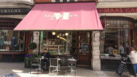 Morris's on Conduit Street