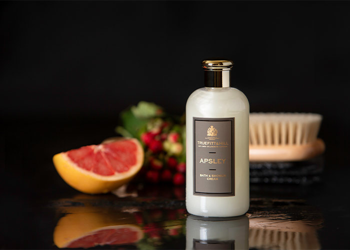 Truefitt and Hill Apslet Bath and Shower Cream