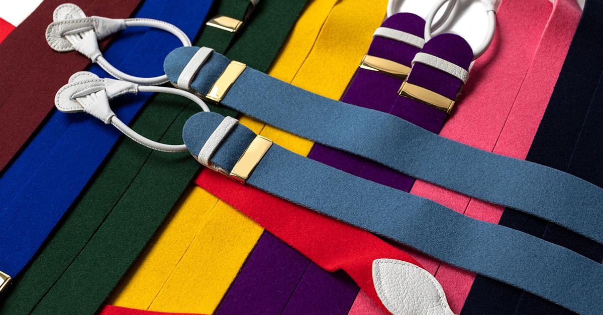 Budd Suspenders