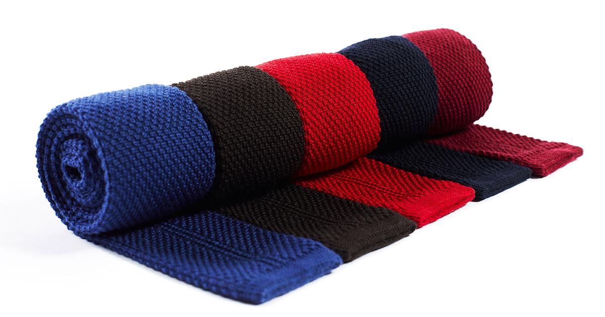 Budd Wool Ties