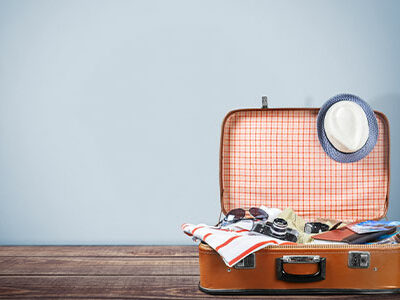 10 things Budd Chairman, Stephen Murphy Packs in his suitcase for Summer